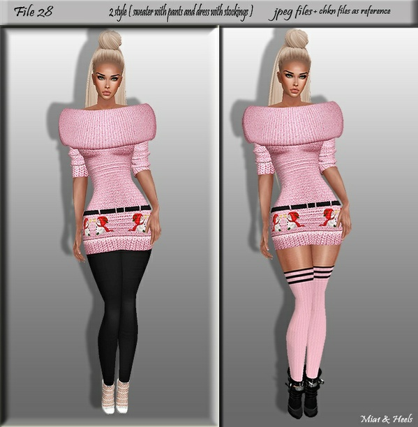 file 28 * dress + outfit