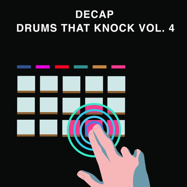 Drums That Knock Vol. 4