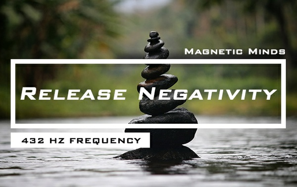 Negativity Release - 432 Hz - Release Anger and Negative Emotions - Binaural Beats