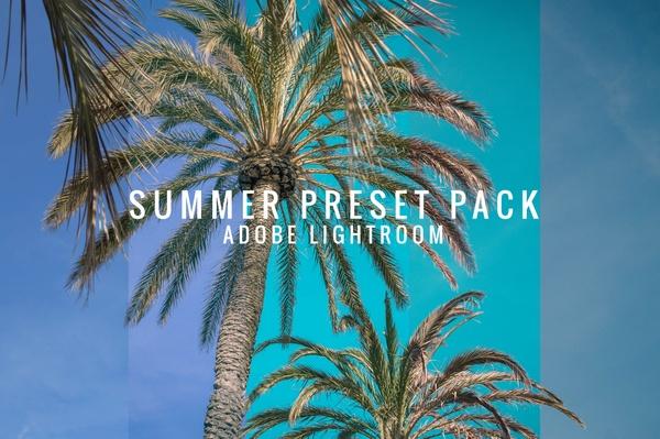 Summer 2017 preset pack   Adobe Lightroom