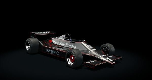 Formula 79 for Assetto Corsa