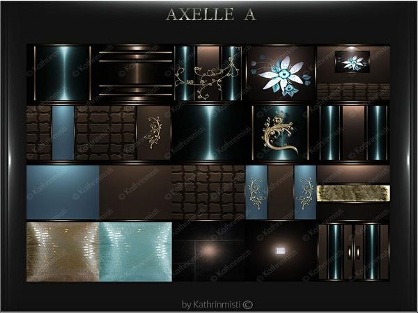 AXELLE A