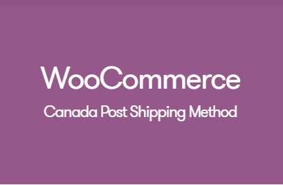 WooCommerce Canada Post Shipping 2.5.4 Extension