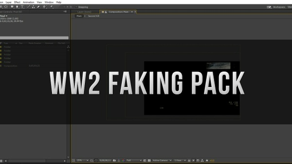 WW2 Clip Faking Pack