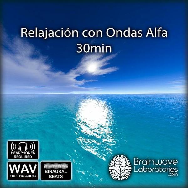 WAV - Relajación con Ondas Alfa 30min