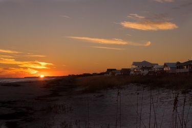 Sunset, St. George Island, Florida