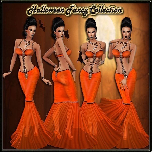 Halloween Fancy Collection Catty Only!!!