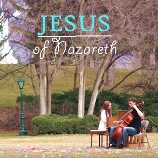 SHEET MUSIC- Jesus of Nazareth Medley