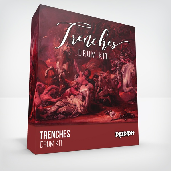 DezDidIt Trenches Drum Kit