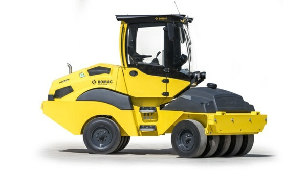 BOMAG BW11RH PNEUMATIC-TIRED ROLLER OPERATION & MAINTENANCE MANUAL