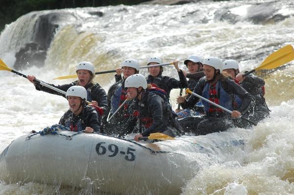 Penobscot Rafting 09/10/2017
