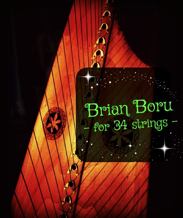79-MARCH OF BRIAN BORU PACK - with fingerings -