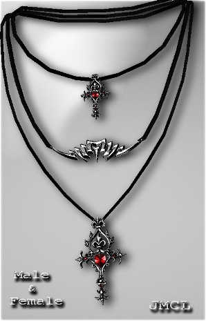 Free - Gothic Necklaces