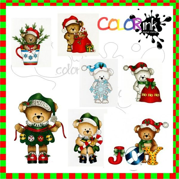 Beary Christmas to You Collection
