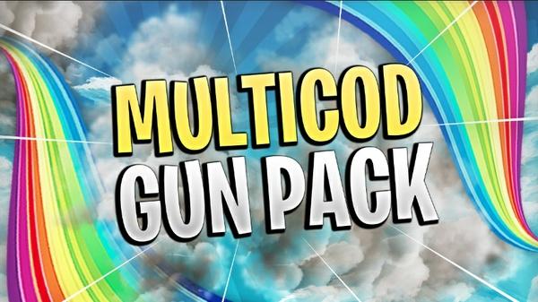 Multi-Cod Gun Pack (15+ Guns!)