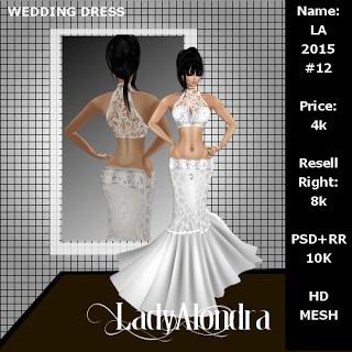 Wedding Dress (hd) File
