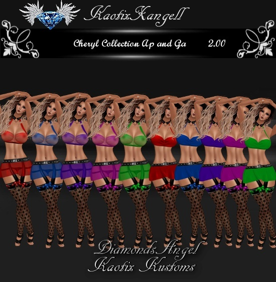 Cheryl Collection AP & GA