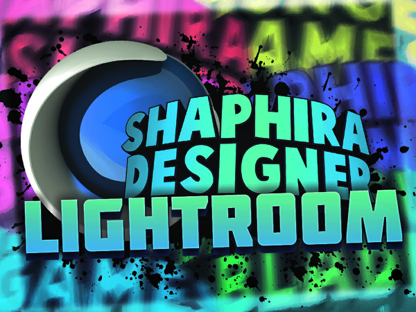 ShaphiRa CurveLIGHTROOM CINEMA 4D