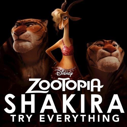 """Shakira - """"Try Everything"""" (Piano Tutorial)"""