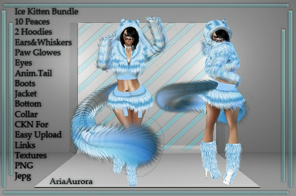 ICE KITTEN BUNDLE NO RESELL!!