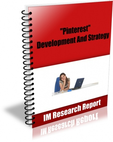 Pinterest - Development and Strategy (Including MRR)