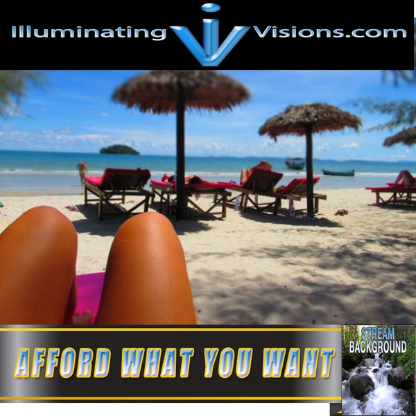 Afford What You Want Subliminal Empowering MP3
