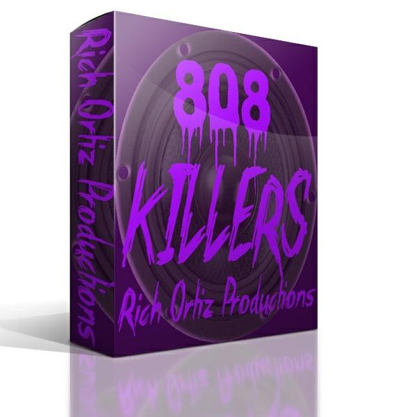 808 Killers Drum Kit