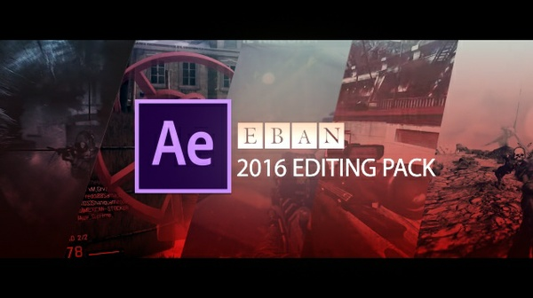 Eban's 2016 Editing Pack