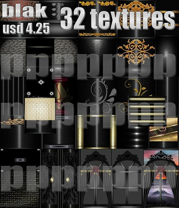 blak mixed 4.25 usd 30 texture
