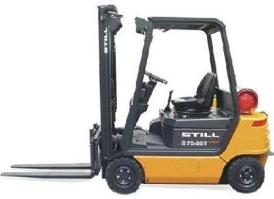 Still LPG Fork Truck R70-16T, R70-18T, R70-20T Compact: R7077, R7078, R7079 Parts Manual