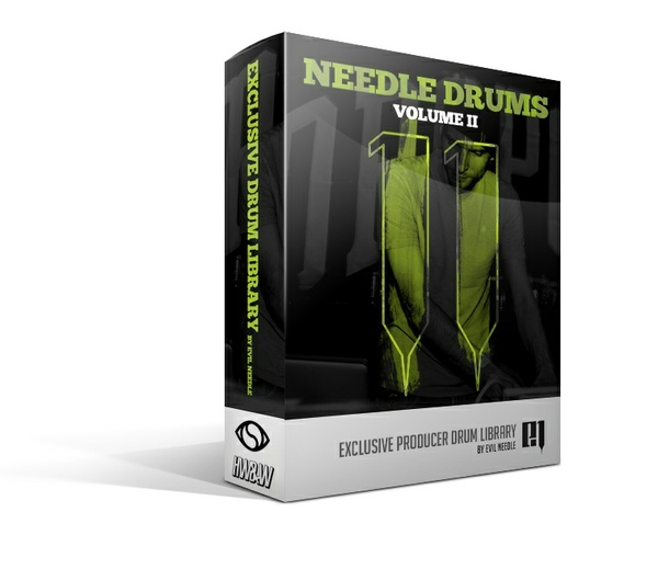 Evil Needle Drum Kit vol. 2