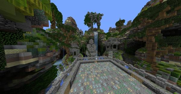 Oriental Prison Mine