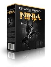 Keyword Research Ninja - Software
