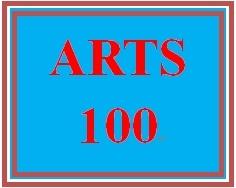 ARTS 100 Week 4 Concepts