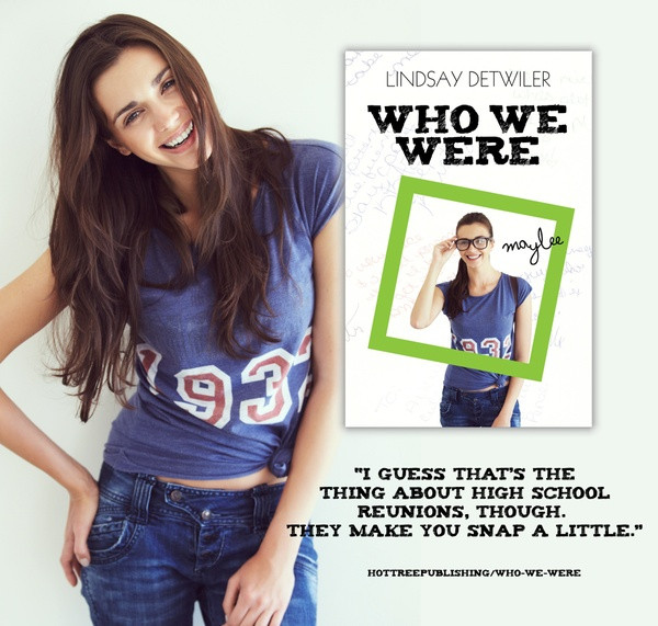 PDF Who We Were by Lindsay Detwiler