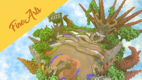 [Minecraft] Lobby 3 Portals!