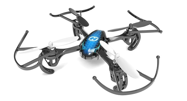 Holy Stone HS170 Predator Mini RC Helicopter Drone 2.4Ghz 6-Axis Gyro 4