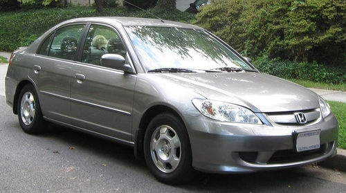 HONDA CIVIC HYBRID SERVICE REPAIR MANUAL 2003-2005 DOWNLOAD
