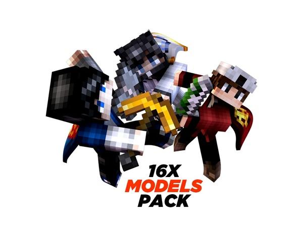 PAN's 16X Modelpack