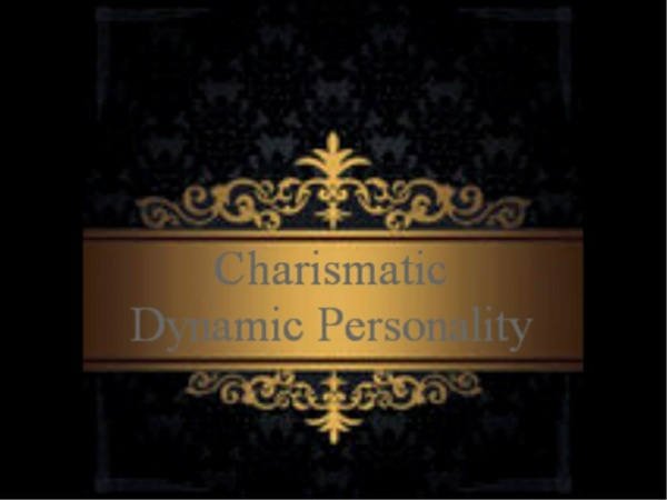 Charismatic Magnetic Personality MP3