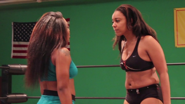 ATLANTA FEMALE WRESTLING  AFW2