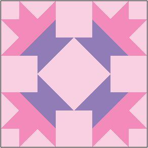 The Pink Lady Quilt