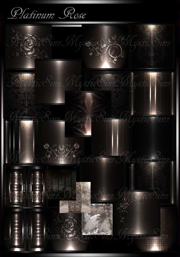 Platnium Rose Room Collection