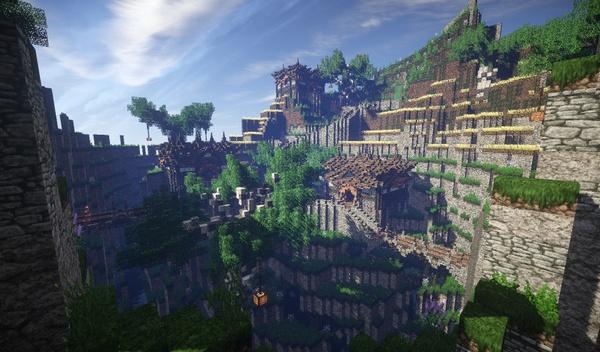 Minecraft Hub - Chinese