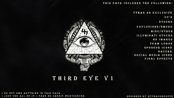 Third Eye V1 Design Pack