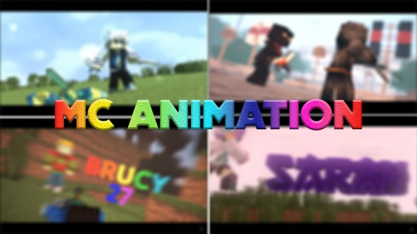 Minecraft Animation (1080p)