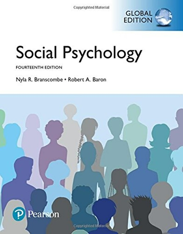 Social Psychology 14th edition ( Global Edition ) ( PDF, Instant download )