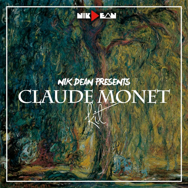 NIK DEAN - CLAUDE MONET KIT