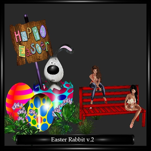 EASTER RABBIT V2