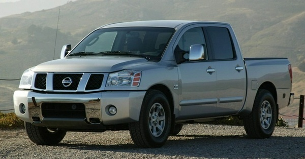 Nissan Titan 2007 Repair Manual